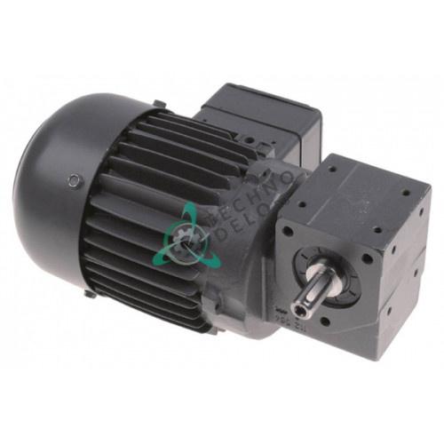 Мотор-редуктор S01-M1C6/4 (120Вт 230/400В) 3116070 для Winterhalter MTR-STR-180 и др.