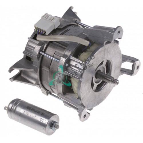 Мотор насоса WP60-122 (670/730Вт 220/240В) 60003595 для Winterhalter GS202, GS215, GS302, GS310, GS315 и др.
