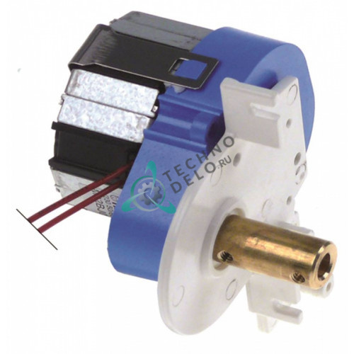 Мотор-редуктор Fiber GE15JAMAD00 3,9Вт 230В 50 об/мин вал ø12мм 3004010000 для Staff Ice System
