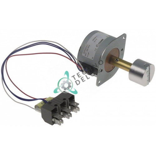 Мотор Crouzet 16,7 Вт 220В 6.000.242.026 с магнитным приводом для подогревателя молока Bravilor Bonamat HCM510 и др.