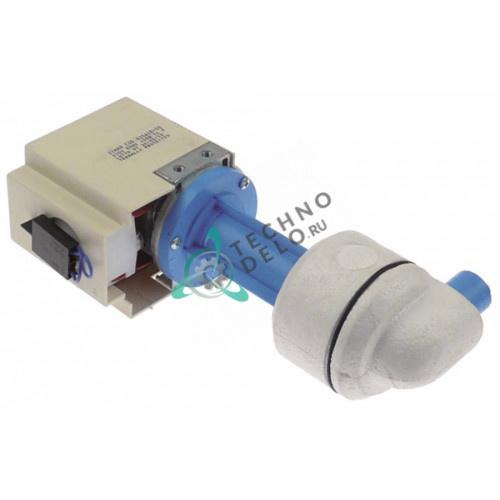 Насос GRE 100Вт 230В ø25/ø22мм L230мм 32M6430 для льдогенератора Angelo Po PG81CW/PGC132 и др.
