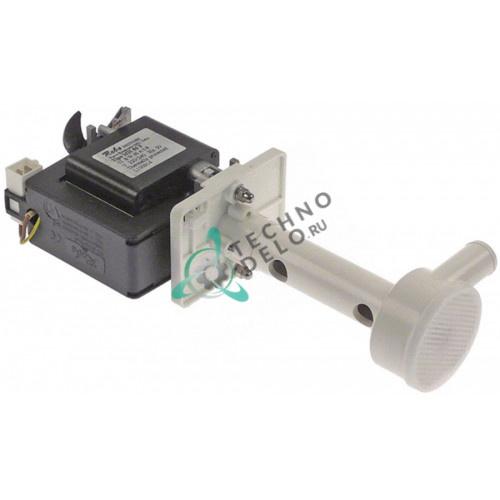 Насос-помпа Rebo MH50F 60ВВт 086390 79311303R 79311312 льдогенератора Electrolux, Scotsman и др.