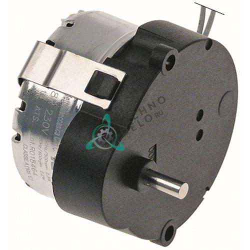 Мотор-редуктор CDC BT01 2,8/2,2Вт 230В 500-600 об/мин 002696 0CA539 пароконвекционных печей Electrolux, Zanussi и др.