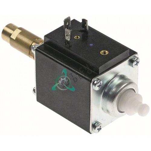 Насос вибрационный Fluid-o-Tech 1106DHDLM1E 230В 70Вт L-129мм 8827002816 для Saeco SG 200 E, BIANCHI