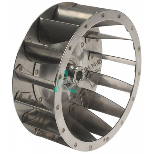 Крыльчатка для электрического мотора 034.514507 universal service parts