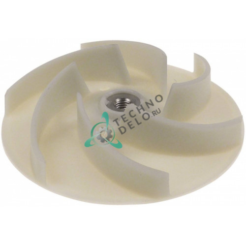 Крыльчатка D110мм H32мм насоса FIR 048624 80119 для Electrolux, Zanussi, Colged, Elettrobar и др.