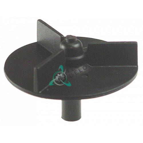 Крыльчатка ø72мм H19мм M7L насоса ALBA PUMPS для ATA