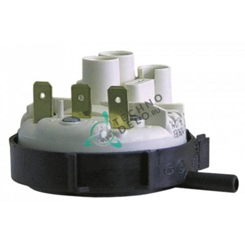 Прессостат реле давления 110/70мбар d6мм 130609 130607 для Colged, Comenda, Elettrobar и др.