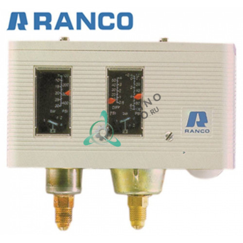 Реле давления (прессостат) Ranco 673.541125 tD uni Sp