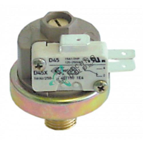 Прессостат реле давления Lefoo LF25-3512 (38мм 1-2,5 бар) 7433003 для кофемашины Bezzera и др.