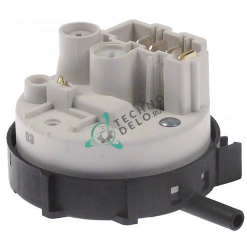 Прессостат реле давления 049881 60/20-110 мбар для посудомоечной машины Zanussi/Electrolux и др.