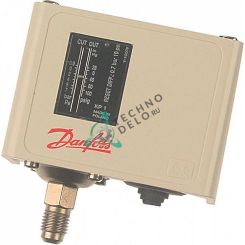 Реле давления (прессостат) DANFOSS 673.541466 tD uni Sp