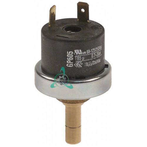 Прессостат реле давления MA-TER 0,2 - 3 bar 12А 250 В