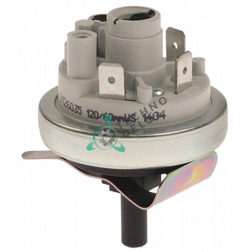 Реле давления (прессостат) 3126035 120/60 мбар для посудомоечной машины Winterhalter