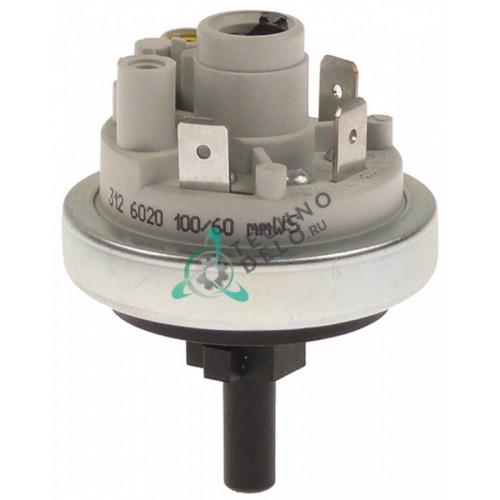 Прессостат (100/60мбар ø6мм) 3126020 для Winterhalter GR62-2, GR62-3, GS10-2, GS12, GS34, GS8