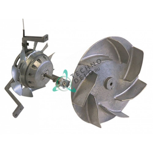 Вентилятор EBM-Papst R2S170-AA06-29 230В 47Вт диаметр крыльчатки D-165мм