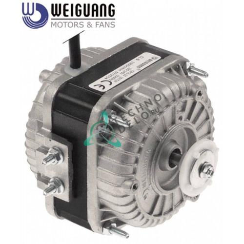 Мотор Weiguang YZF16-25-18/26 16Вт 62023300 для Brema, Electrolux, Scotsman, Simag и др.