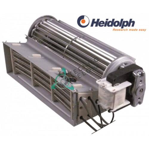 Вентилятор Heidolph 831.107.0001-3 (230В 17Вт) валок L-180мм ø60мм для Bonnet, Capito, Inomak и др.