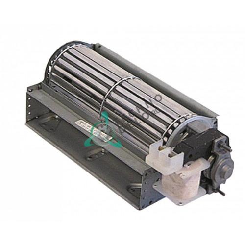 Вентилятор-электромотор тангенциальный (поперечный поток воздуха) 057.601031 /spare parts universal