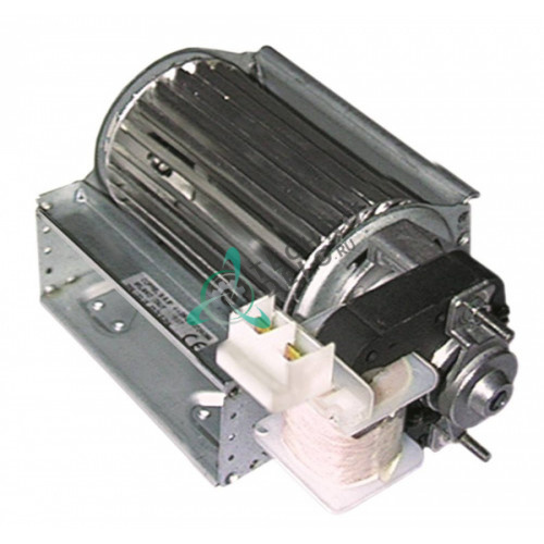Вентилятор-электромотор Coprel TFR(FN) 18Вт ø60мм L-90мм 80 м³/ч тангенциальный для холодильного оборудования