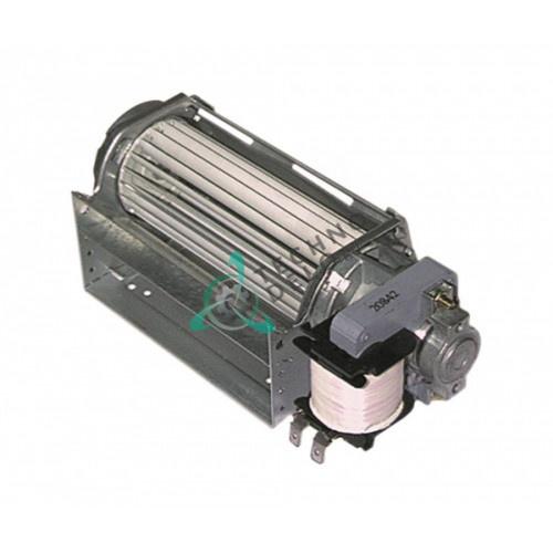 Вентилятор-электромотор тангенциальный (поперечный поток воздуха) ebm-papst 057.601034 /spare parts universal