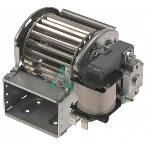 Вентилятор тангенциальный EBM-Papst QLZ06/0600-2513 230В 17Вт 0H6923 60050453 для оборудование Electrolux, Juno