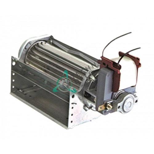 Вентилятор тангенциальный (поперечный) 847.601100 spare parts uni