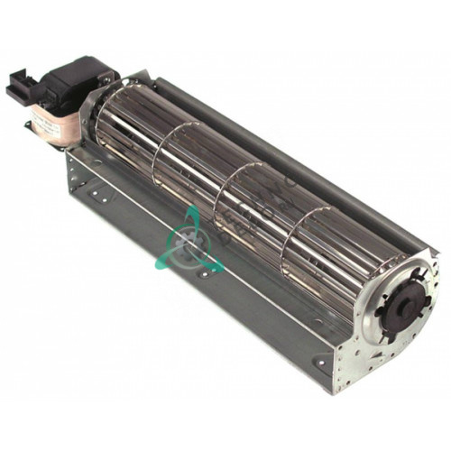 Вентилятор-электромотор Coprel TFL(FN) 230В 43Вт ø60мм L-300мм -10 до +60 °C 083737 для Electrolux, Küppersbusch, Zanussi