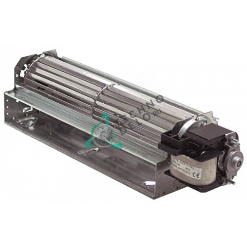 Вентилятор-электромотор Coprel TFR FN 40Вт ø60мм L-270мм 230В тангенциальный (поперечный поток воздуха) -10 до +60 °C