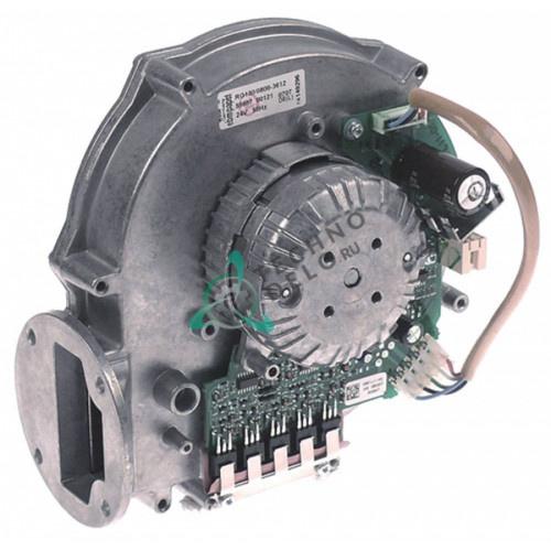 Радиальный вентилятор 847.601115 spare parts uni