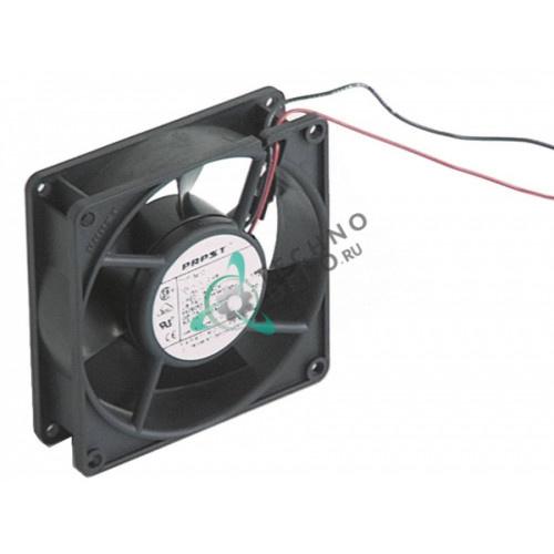 Вентилятор осевой (кулер) EBM-Papst 3412NLE 92x92x25мм 12VDC 0,8Вт 5008065 пароконвектомата Convotherm OD10.10, OD6.10