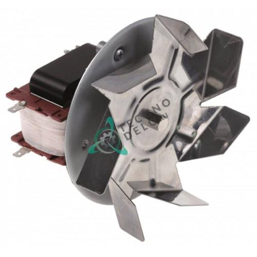 Электромотор-вентилятор VN050 (55Вт 230В) для печей конвекционных Unox, Bartscher, Coven, Electrolux и др.