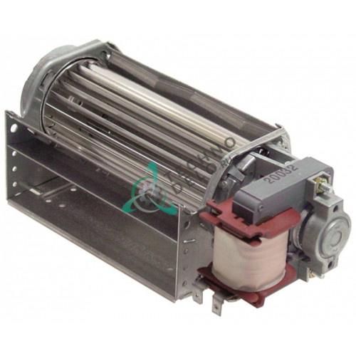 Вентилятор-электромотор тангенциальный (поперечный поток воздуха) 057.601128 /spare parts universal