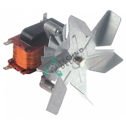 Вентилятор Fime C20X0E173CLH (220-240В 32Вт) крыльчатка D-150мм D0702 для витрины Coldmaster, Tecfrigo