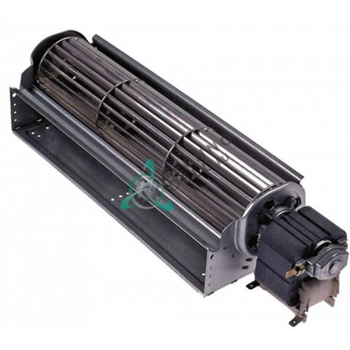 Вентилятор-электромотор тангенциальный (поперечный поток воздуха) 057.601174 /spare parts universal