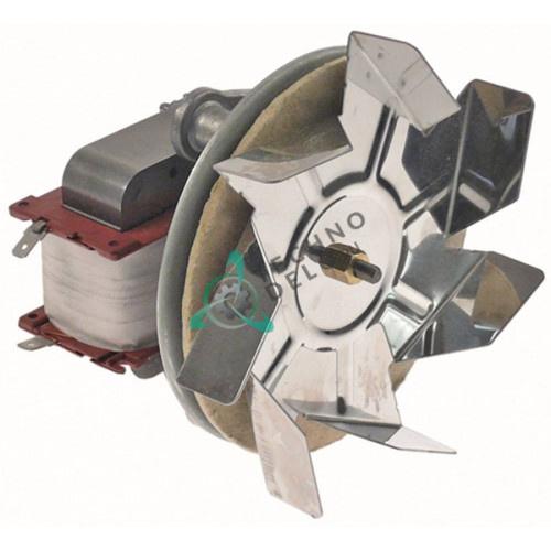 Вентилятор Emmevi-Fergas 260306X 230В 55Вт крыльчатка D-150мм для плиты электрической Lotus, Modular и др.