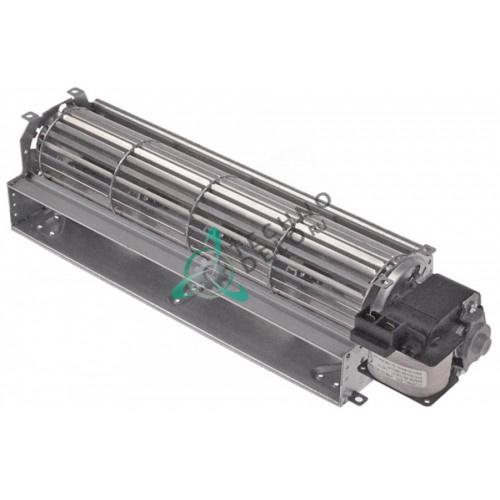 Вентилятор-электромотор тангенциальный (поперечный поток воздуха) 057.601194 /spare parts universal