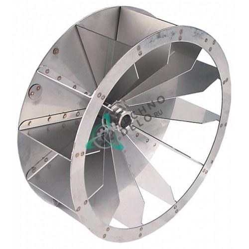 Крыльчатка для электрического мотора 034.601242 universal service parts