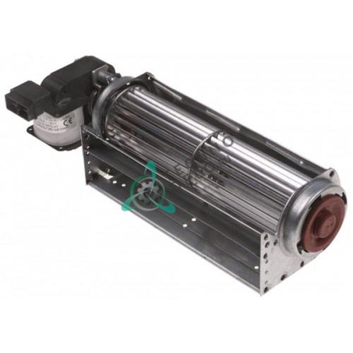 Вентилятор-электромотор тангенциальный (поперечный поток воздуха) 057.601248 /spare parts universal