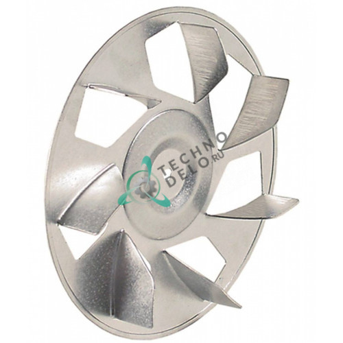 Крыльчатка мотора-вентилятора ø 154 мм VEN30015 Piron, Rieber и др.