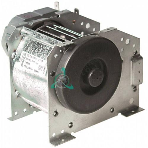 Вентилятор-электромотор тангенциальный (поперечный поток воздуха) 057.601279 /spare parts universal