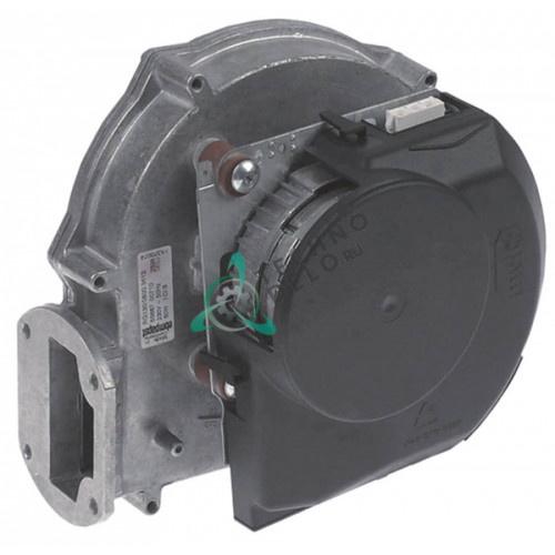 Радиальный вентилятор 847.601295 spare parts uni