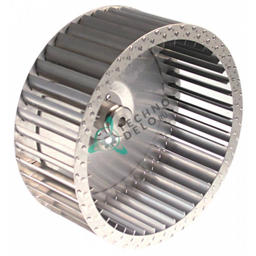 Крыльчатка мотора (ø280мм H-115мм 42 лопасти) 174256 печи Küppersbusch