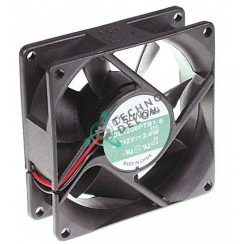 Осевой вентилятор обдува 034.601307 universal service parts