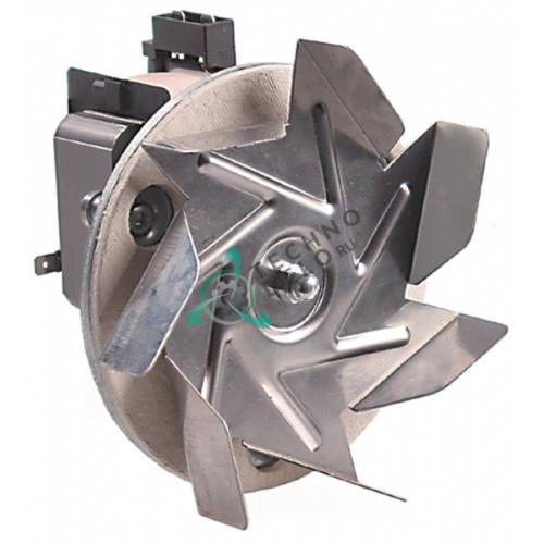 Электромотор-вентилятор Medys тип 30.200.CLH (230В 45Вт) EMMVR150 для конвекционных печей Coven, Baron, Hobart и др.