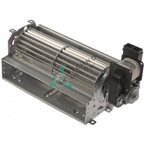 Вентилятор-электромотор тангенциальный (поперечный поток воздуха) 057.601340 /spare parts universal