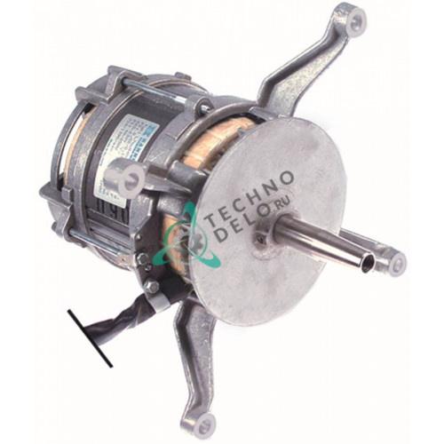 Мотор Hanning L7mw84D-149 R2 (230В 0,16кВт) 0H6556, 0K1912 для печи Electrolux Professional