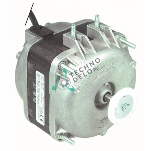 Мотор вентилятора (18Вт 230В) для холодильника Cookmax, Desmon, Fagor и др.