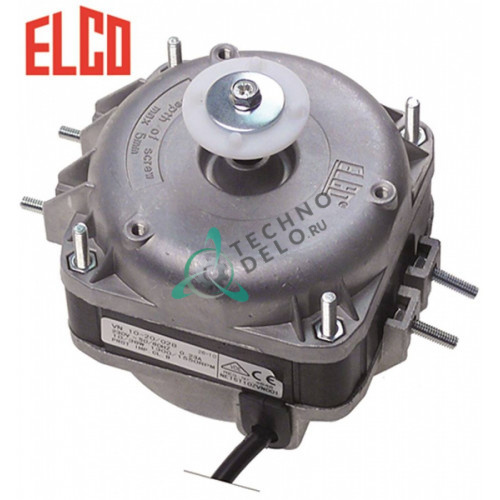 Мотор Elco VNT10-20/028 086207, 0S0561 льдогенератора Electrolux, Icematic, Scotsman и др.