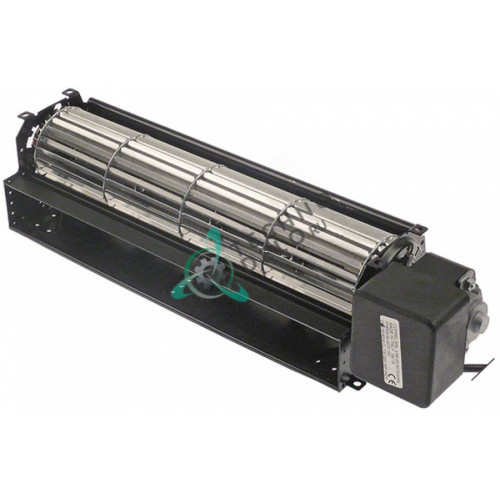 Вентилятор-электромотор Coprel FFR 230В 43Вт ø60мм L-300мм 5102327 холодильного оборудования Friulinox, Silko и др.